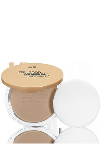feel good mineral compact powder