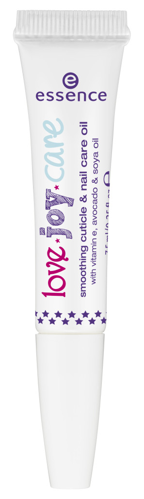 ess. love.joy.care smoothing cuticle & nail care oil