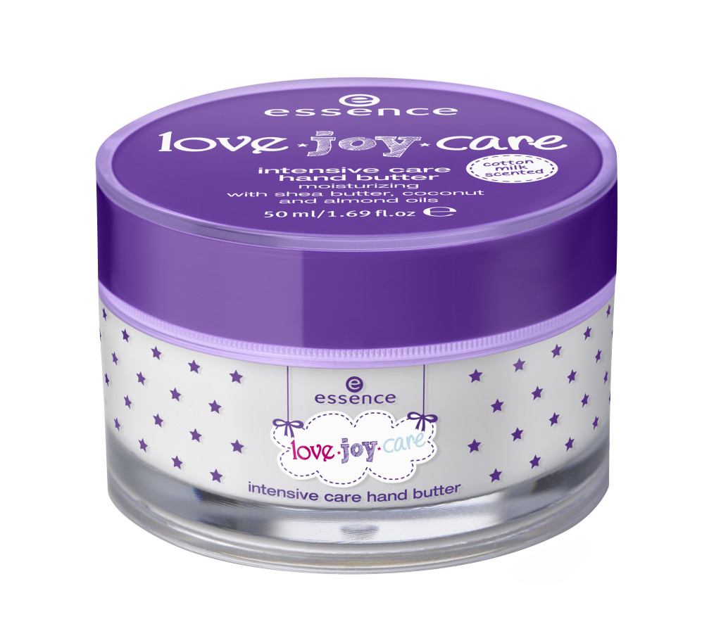 ess. Love Joy Care Hand Butter