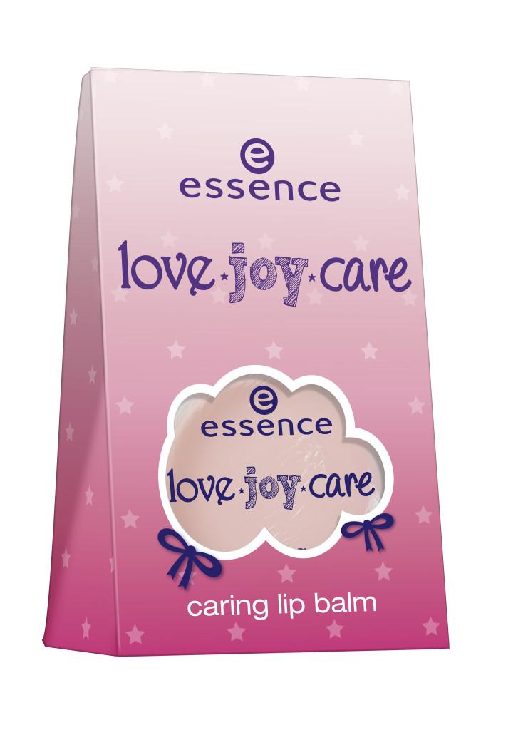 ess. Love Joy Care Lip Balm ( package )