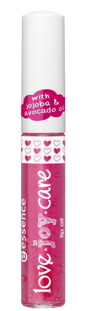 ess. love.joy.care lip oil