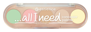 ess. ...all I need concealer palette