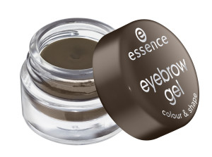 ess. eyebrow gel colour & shape