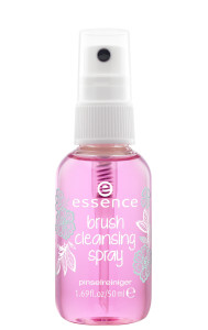 ess. brush cleansing spray