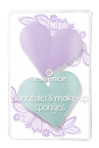 ess. concealer & make-up sponges
