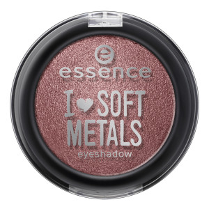 ess. I love soft metal eyeshadow