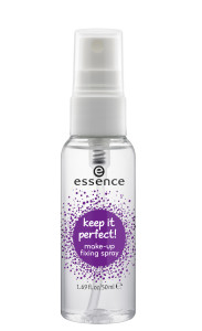 ess. keep it perfect! make-up fixing spray