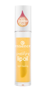 ess. prettifying lip oil