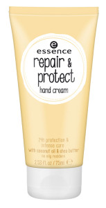 ess. repair & protect hand cream