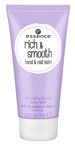 ess. rich & smooth hand & nail balm