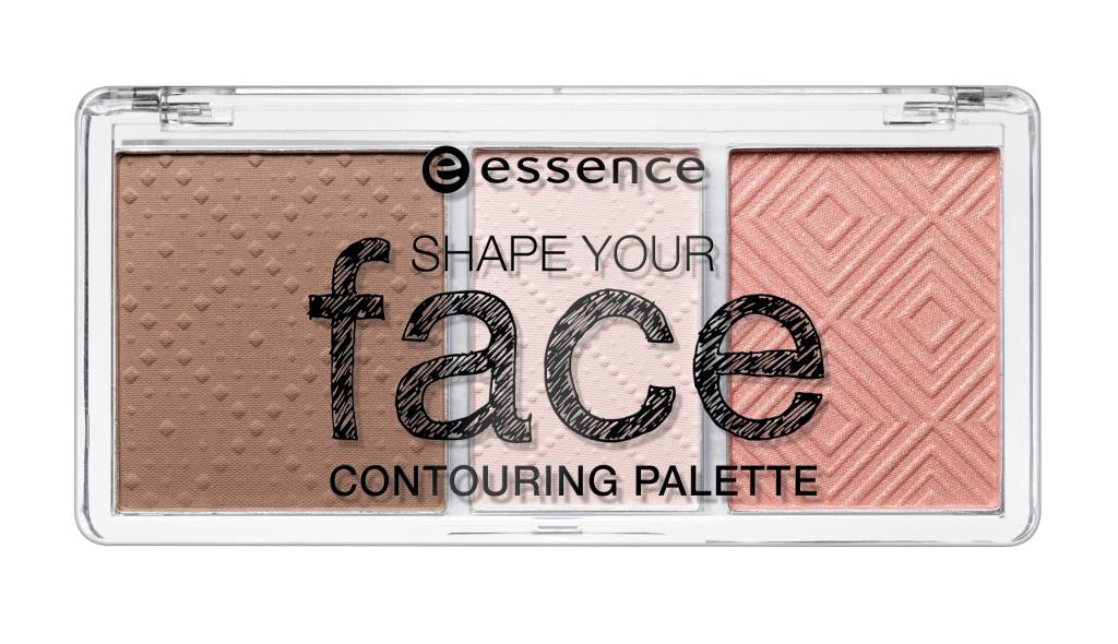ess. shape your face contouring palette