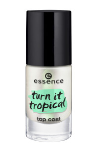 ess. turn it tropical top coat