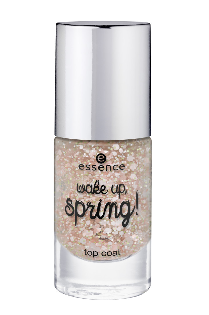 ess. wake up, spring! top coat