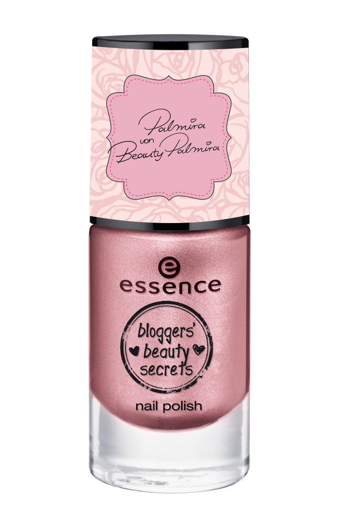 essence bloggers' beauty secrets nail polish