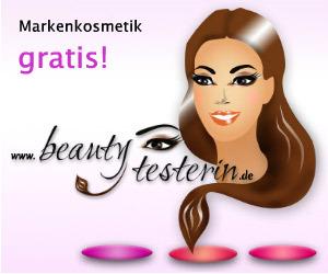 Teste das Beste mit Beautytesterin.de